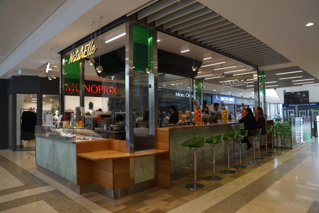 Restaurant au Polygone Montpellier